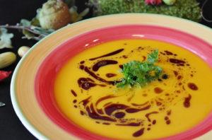 Mittagstisch Suppen Heck-Art